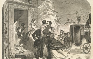 Harper's Weekly Old Home
